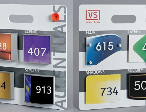 New Sample Kits Available For Fusion & Accentuals Product Lines